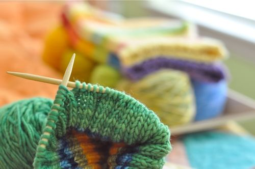Flu_knitting